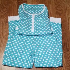 🛌Nwt, Cuddl Duds Pajama Set
